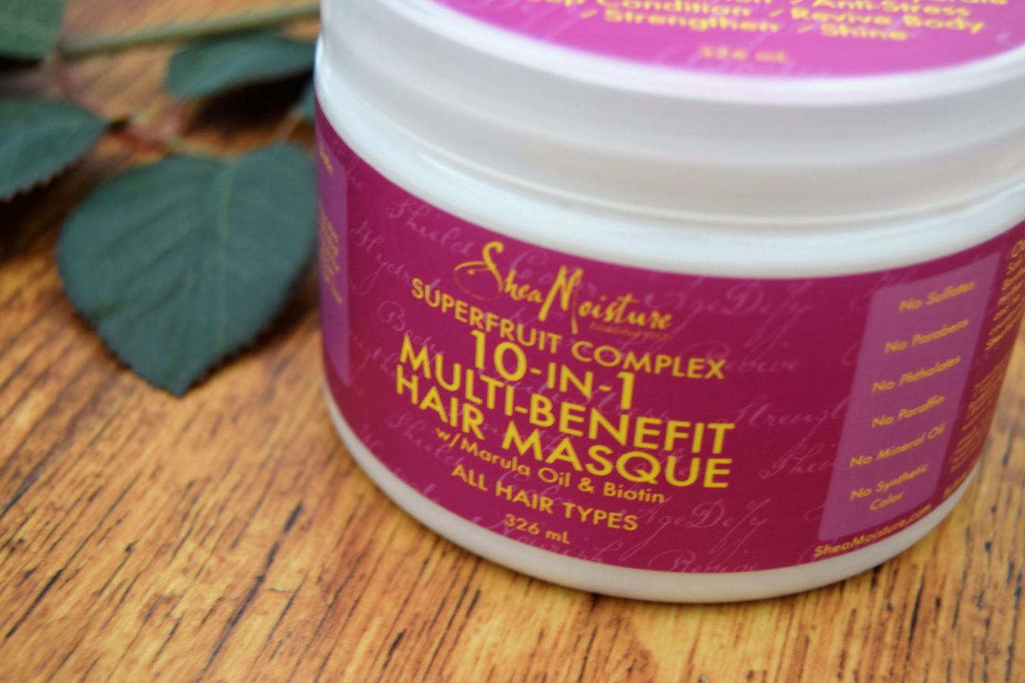 Shea Moisture Superfruit Mask 10 in 1