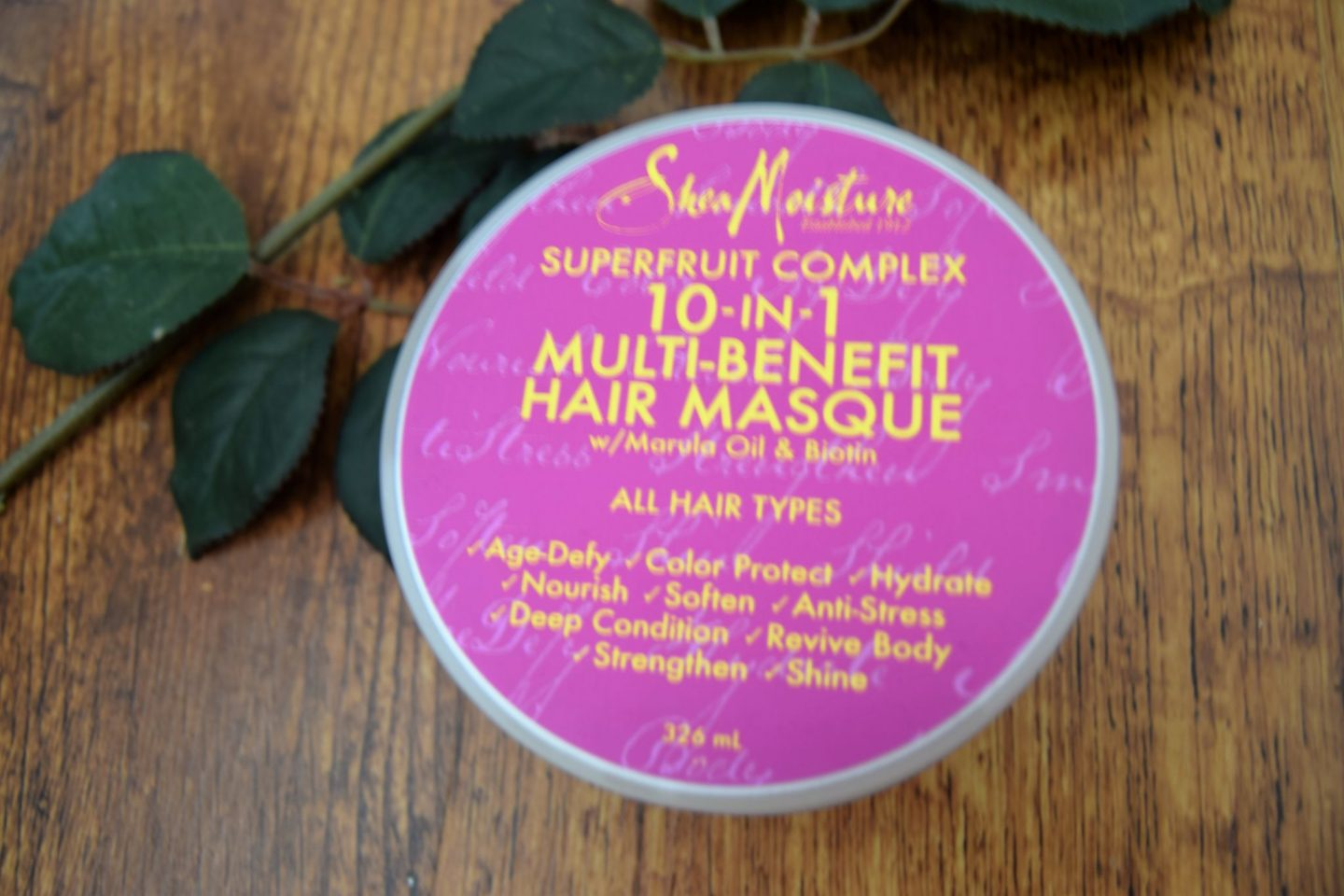 DSC 3264 1440x960 - Shea Moisture Superfruit Mask 10 in 1