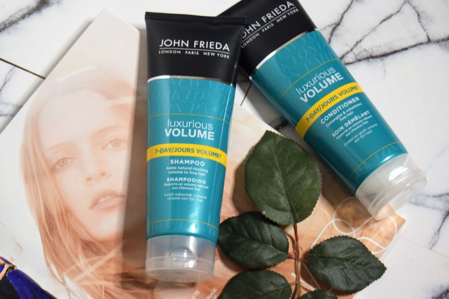 Is Your Hair Ready For The Winter? John Frieda Luxurious Volume Review