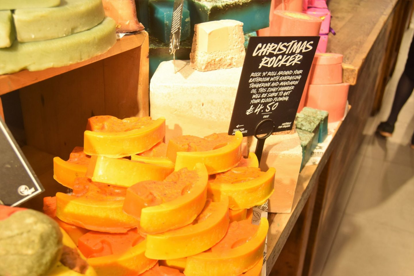 A Bloggers Breakfast At LUSH Newcastle